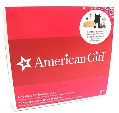 AMERICAN GIRL DOLL ISABELLE'S Performance Set