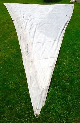 """Hood furling Genoa Sail 33' X 17'8"""" - was fitted to a 28 foot boat"""