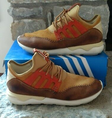 1aa8fc5d3219 ADIDAS TUBULAR MOC runner size 12 Mesa fox red not boost -  20.50 ...