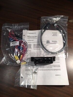Motorola HLN3145 Public Address Kit