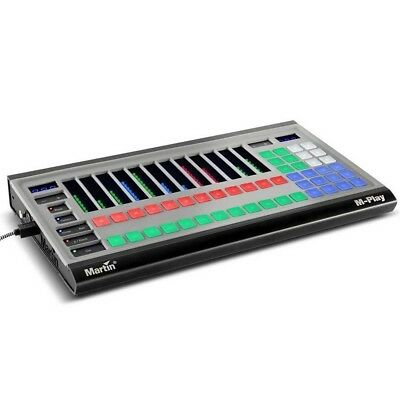 SALE! Martin M PLAY M-PLAY Lighting Console Stage Church Theater Club DMX