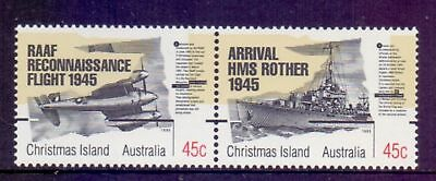 Christmas Island  1995  50th Ann. End of WWII, MNH.
