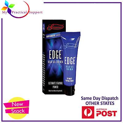 Edge Delay Gel for Men - 7ml