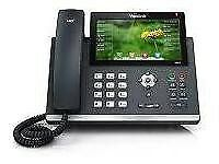Yealink SIP-T48S T48S Gigabit IP Phone 7 800x480 pixel color touch scre Opti ~E~