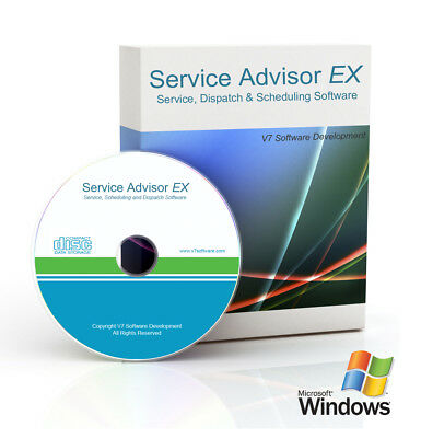 Service Call Management Software - HVAC Electrical Appliance Plumbing Contractor