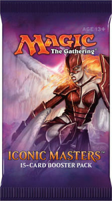 MTG Magic the Gathering Iconic Masters 2017 Factory Sealed Booster Pack