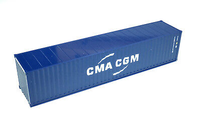 Herpa SZ 40 ft.Container Flatcontainer CMA CGM