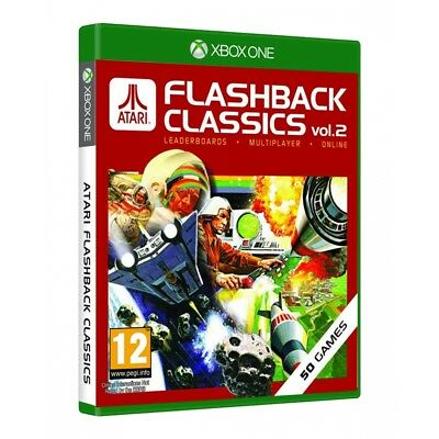 Atari Flashback Classics Volume 2 Xbox One Game