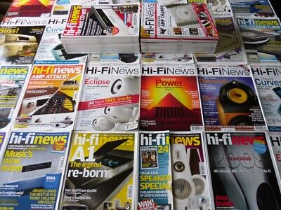 100's of HiFi & Audio Magazines ~ HI-FI NEWS & Record Review ~ price for each