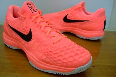 promo code 1be80 3bf4f Nike Air Zoom Cage 3 Hc Mens Tennis Shoes Trainers Uk Size 12 918193 613