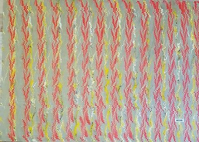 # 190 50x70 cm120g Hand Marbled Paper Bunt Paper Bookbinding Marbled Paper