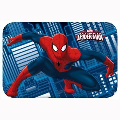 ULTIMATE SPIDERMAN FLOOR MAT KIDS BOYS BEDROOM MARVEL 40cm x 60cm