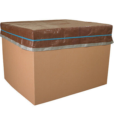 "Box Partners Standard Pallet Band 3/4"" x 84"" Brown 50/Case BANP84N"