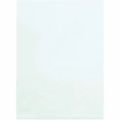 """Box Partners Flat 2 Mil Poly Bags 6"""" x 30"""" Clear 1000/Case PB454"""
