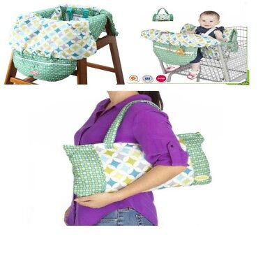 Shopping Cart Hammock For Baby Infant Full Bloom Protection Cover Chair Quality