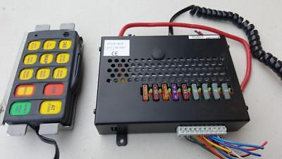 Premier Hazard STC Control panel for lightbars LED lights recovery or ambulance