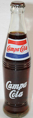 Campa-Cola Flasche 0,3 Liter voll ACL bottle INDIA New Delhi