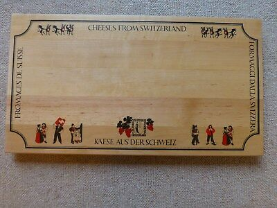 """VERY LARGE WOODEN BREAD/ CHEESE/CHOPPING BOARD - approx 26"""" x 14"""" - BRAND NEW"""