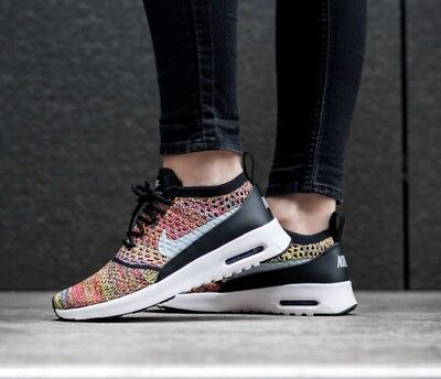WMNS NIKE AIR MAX THEA ULTRA FLYKNIT Trainers SHOES RUNNERS 881175 600 NEW  -  79.00  3600b9ed0f