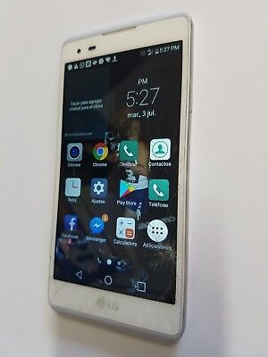 LG TRIBUTE 5 Cell Phone LS675 - 8GB - Black (Boost Mobile