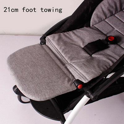 Infant Stroller Footboard Baby Sleep Extend Board For Foot Rest Accessories