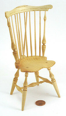 Fan-back Windsor Chair, 1/6th scale, to complement you Vitra miniatures collecti