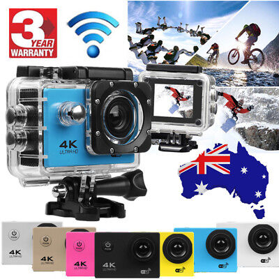SJ9000 Ultra HD Wifi Sports Action Camera Waterproof DV Video Recorder Camcorder
