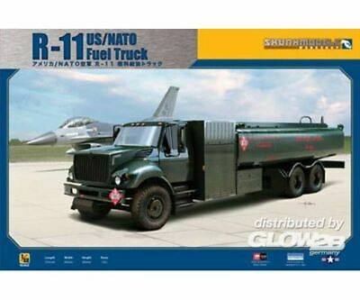 SKUNKMODEL Workshop SW-62001 R-11 US/NATO FUEL TRUCK in 1:48 NEU