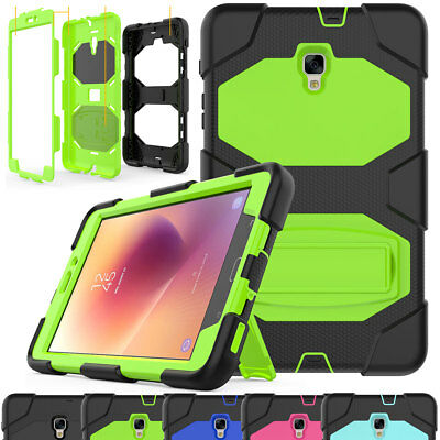 Heavy Duty Rugged Stand Case Cover For Samsung Galaxy Tab A 8.0 2017 T380 T385
