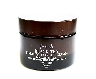 0f17bb46229 FRESH BLACK TEA FIRMING CORSET CREAM 1 Oz Jar NEW FREE SAME DAY SHIP ...