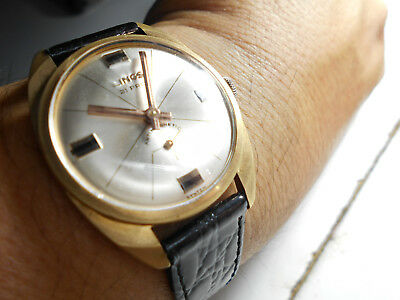 Increible Lings 21 Prix Modelo Sisten Año 1958 Excelente Estado  Lote Watches