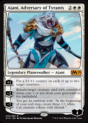 MTG Core Set 2019 M19 Choose your Mythic Card - In Stock - Buy 2 save 10%