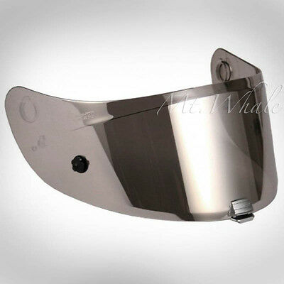 HJC HJ-20M Silver Shield Visor for FG-17 IS-17 FG-ST RPHA ST R-PHA RPHAST Helmet