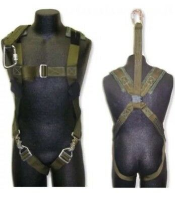 Special Patrol Insertion/Extraction SPIE RIG HARNESS NEW UNISSUED Special Forces