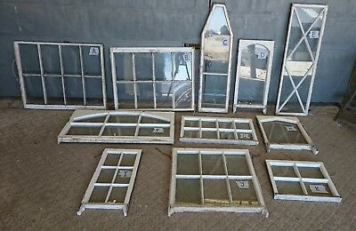 9 Reclaimed Sash Or Hinged Windows Available - Sold Seperately 1150