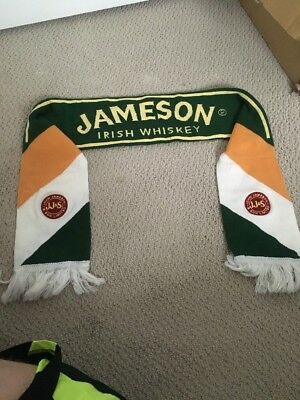 Jameson Irish Whiskey Scarf