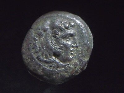 Greek coin Barbarus issue of Alexander III The Great, AE22, 336-323 BC,  CC8499