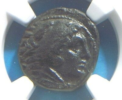 Greek coin of Alexander III The Great 336-323 BC,  NGC VF 2004