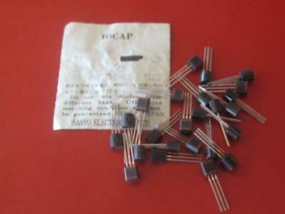 Svc202 Diffused Junction Type Silicon Varactor Diode  ( 25 Pcs ) ** New **