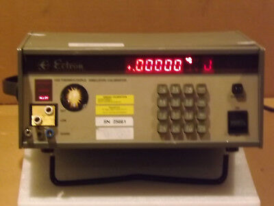 Ectron 1120 Thermocouple Simulator/Calibrator with IEEE-488 Interface Option
