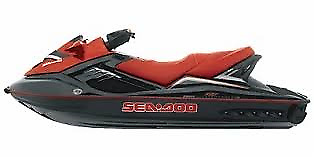 2006 Seadoo Rxt-215 Supercharged 3-Seater Jetski,low Hours,one Owner,roller Trl