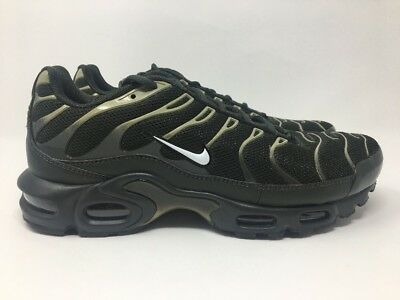 d5ef13437bf Nike Air Max Plus Sequoia White-Neutral Olive 852630 301 Mens Size 10.5 New