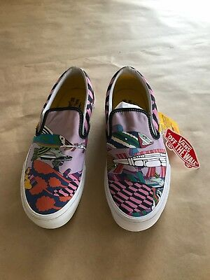9479664d09 Vans x The Beatles Classic Slip-on Sea of Monsters Fab Four NEW Size 9