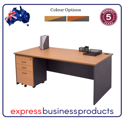 Rapid Worker Open Desk - Assorted Colours and Sizes