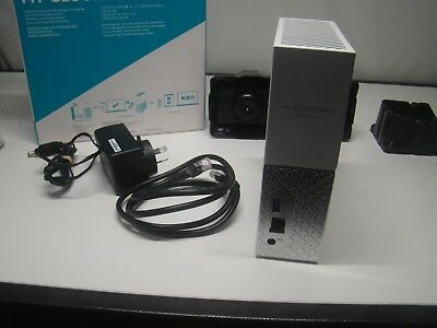 WD My Cloud Home 8TB Network Hard Drive - open box - with warranty