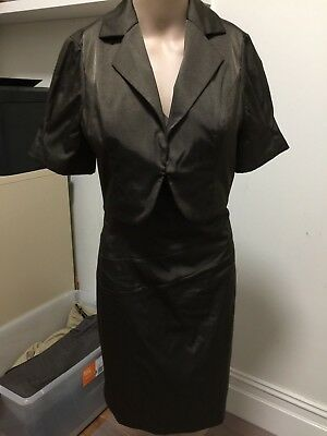 Sz 12 Events Dress Suit *Buy Five Or More Items Get Free Post