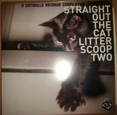 Straight Out The Cat Litter: Scoop Two (2xLP, Comp) Vinyl Electronic Downtempo