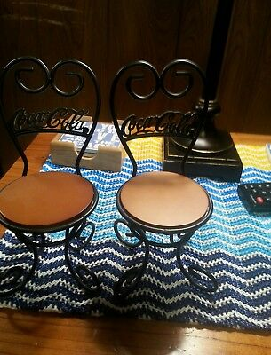 Coca cola Bistro table and chairs