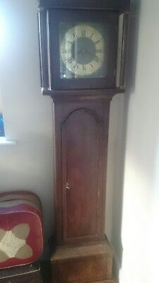 18th Century Longcase Clock