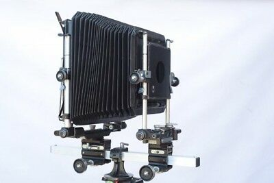 Devere 8 x10 Mono rail Camera large format Sinar Cambo good for wet plate